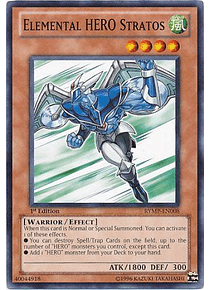 Elemental Hero Stratos - RYMP-EN008 - Common