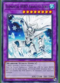 Elemental HERO Absolute Zero - OP05-EN023 - Common
