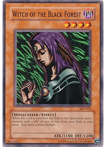 Witch of the Black Forest - SDP-014 - Common
