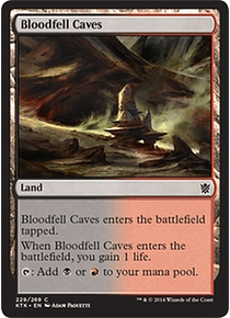 Bloodfell Caves - KTK - C