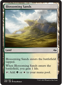 Blossoming Sands - FRF - C