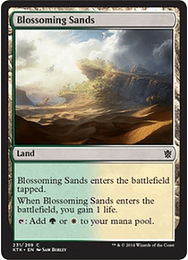 Blossoming Sands - KTK - C