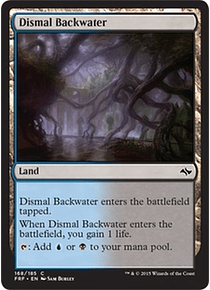 Dismal Backwater - FRF - C