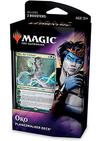 Oko planeswalker deck Throne of Eldraine