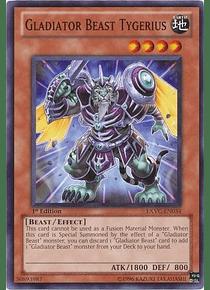 Gladiator Beast Tygerius - EXVC-EN034 - Common