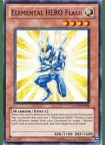 Elemental Hero Flash - GENF-EN090 - Common