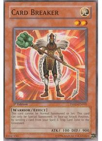Card Breaker - TSHD-EN005 - Common
