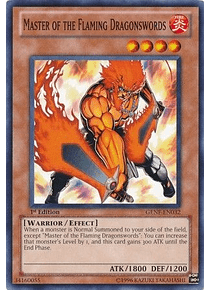 Master of the Flaming Dragonswords - GENF-EN032 - Common