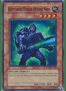 Reinforced Human Psychic Borg - RGBT-EN029 - Super Rare
