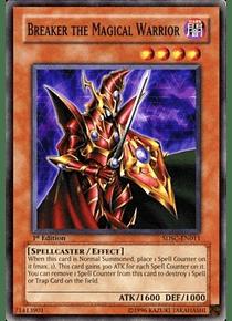 Breaker the Magical Warrior - SDSC-EN011 - Common