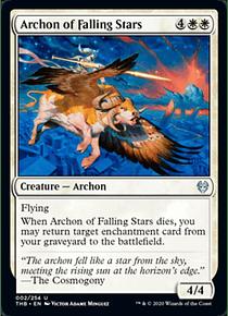 Archon of Falling Stars - THB - U