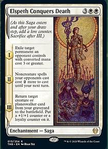 Elspeth Conquers Death - THB - R