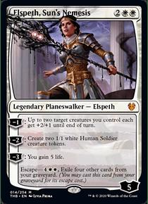 Elspeth, Sun's Nemesis - THB - M