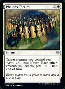 Phalanx Tactics - THB - U