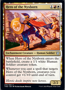 Hero of the Nyxborn - THB - U