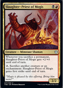 Slaughter-Priest of Mogis - THB - U
