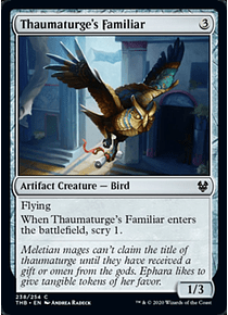Thaumaturge's Familiar - THB - C