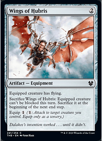 Wings of Hubris - THB - C