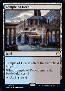 Temple of Deceit - THB - R