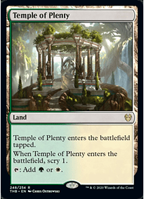 Temple of Plenty - THB - R