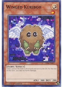 Winged Kuriboh - LED6-EN017 - Common