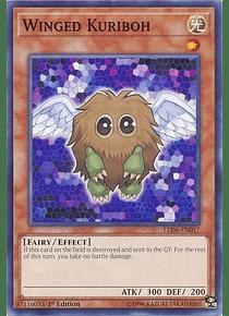 Winged Kuriboh - LED6-EN017 - Common