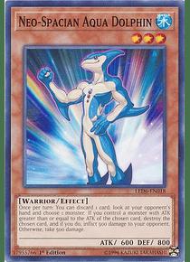 Neo-Spacian Aqua Dolphin - LED6-EN018 - Common