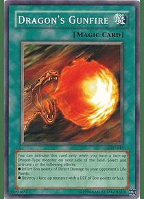 Dragon's Gunfire - LOD-045 - Common