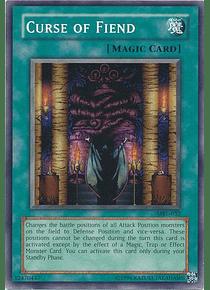 Curse of Fiend - MRL-032 - Common