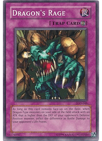 Dragon's Rage - LOD-048 - Common