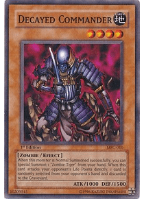 Decayed Commander - MFC-010 - Common