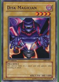 Disk Magician - MRD-053 - Common