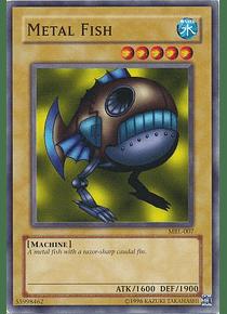 Metal Fish - MRL-007 - Common