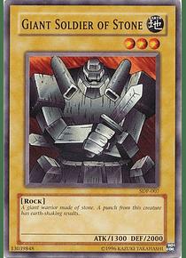Giant Soldier of Stone - SDP-007 - Common