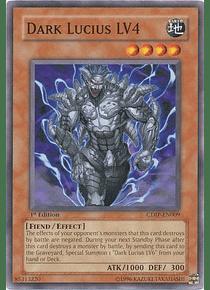 Dark Lucius LV4 - CDIP-EN009 - Common