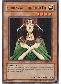 Goddess with the Third Eye - DB2-EN097 - Common