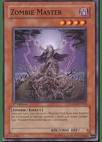 Zombie Master - SDZW-EN016 - Common
