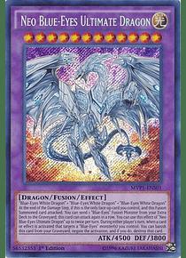 Neo Blue-Eyes Ultimate Dragon - MVP1-ENS01 - Secret Rare