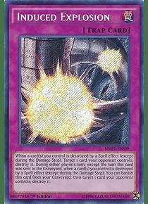 Induced Explosion - MVP1-ENS09 - Secret Rare