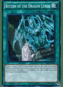 Return of the Dragon Lords - SR02-EN025 - Super Rare