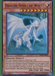 Dragon Spirit of White - SHVI-EN018 - Ultra Rare