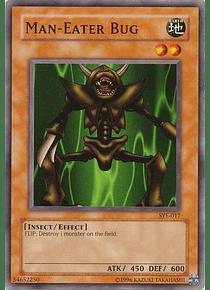 Man-Eater Bug - SYE-017 - Common
