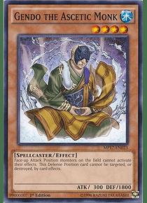 Gendo the Ascetic Monk - MP17-EN023 - Common