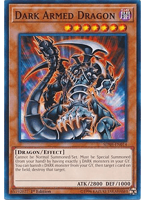 Dark Armed Dragon - SDSH-EN014 - Common