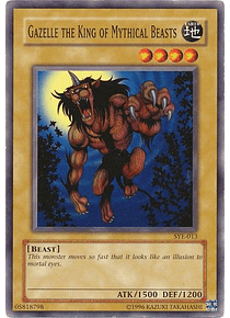 Gazelle the King of Mythical Beasts - SYE-013 - Common