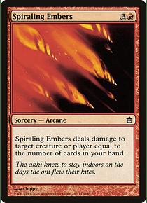 Spiraling Embers - SOK - C