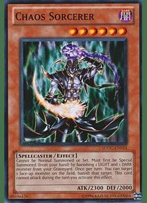 Chaos Sorcerer - SDDC-EN014 - Common