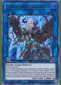 Condemned Darklord - DUOV-EN006 - Ultra Rare