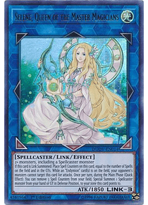Selene, Queen of the Master Magicians - DUOV-EN014 - Ultra Rare
