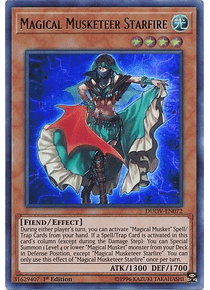Magical Musketeer Starfire - DUOV-EN072 - Ultra Rare